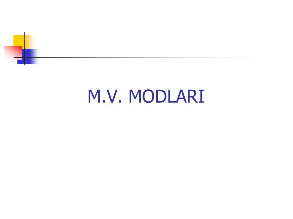 M.V. MODLARI