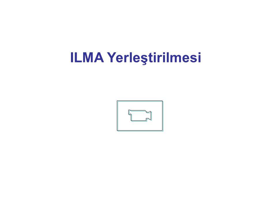 ILMA Yerleştirilmesi