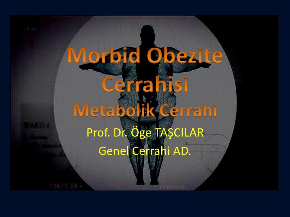 Prof. Dr. Öge TAŞCILAR Genel Cerrahi AD.