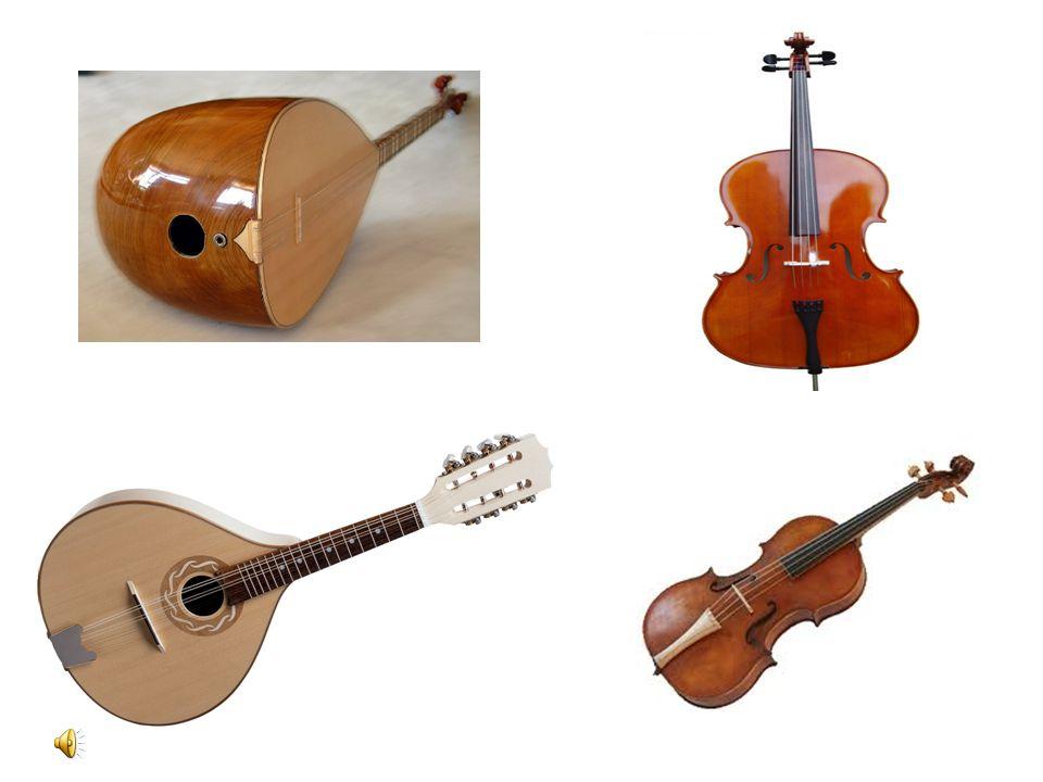 Müzik âletleri üç bölüme ayrılırlar: 1 - Telli müzik âletleri: Bunların ses çıkarabilen bölümleri gergin tellerdir. Her tel belli bir nota çıkarır. Al