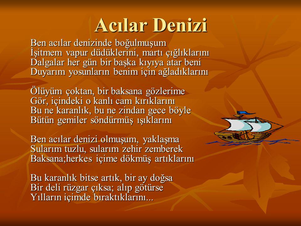 Ümit Yaşar şiiri hiçbir zaman gelip geçici bir uğraş, bir heves olarak düşünmemiştir.Ümit Yaşar'a göre şairlik doğuştan gelen, Tanrı vergisi bir yetenek işidir.