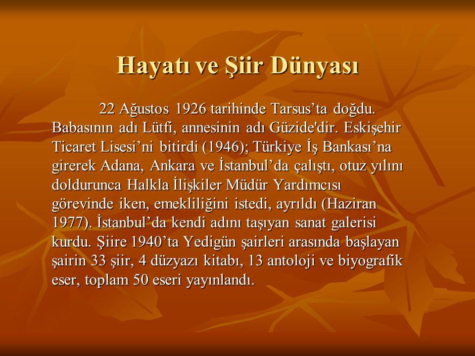 1961 yılında Ankara`dan ve İş Bankasından ayrılarak İstanbul` a yerleşti.