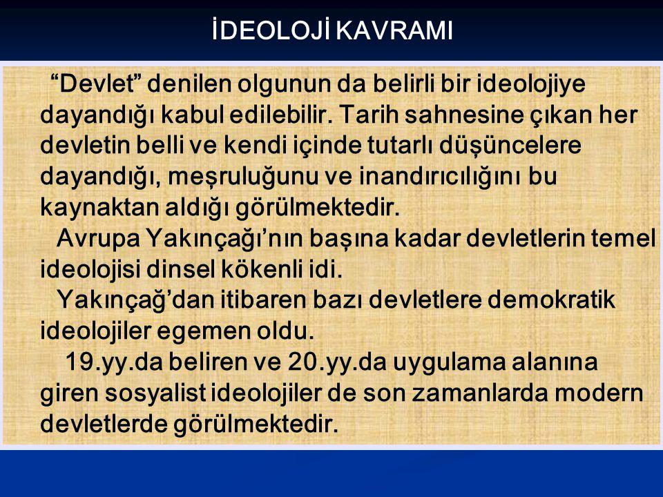 Atatürk, Batıdaki ideolojilerin akılcı, demokratik ve insancıl olanlarından yararlanmış ve kafasında belli bir sentez oluşturmuştu.