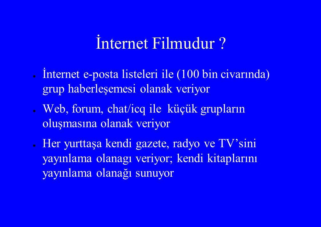 İnternet Filmudur .