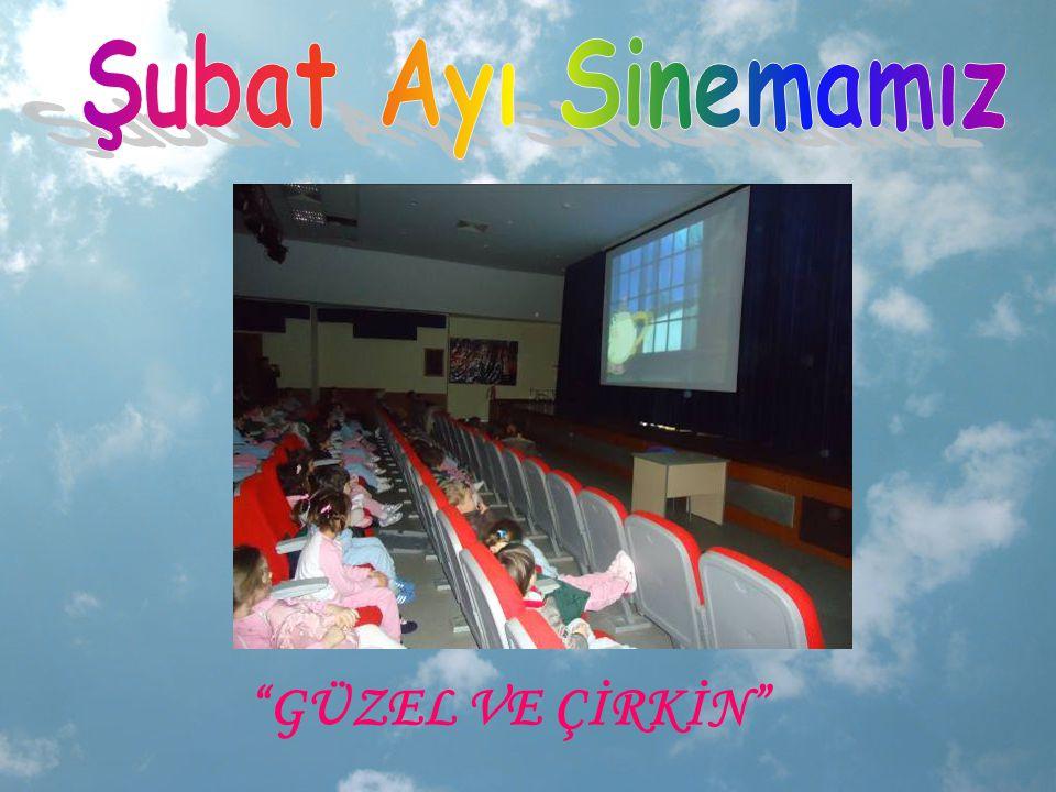"""GÜZEL VE ÇİRKİN"""