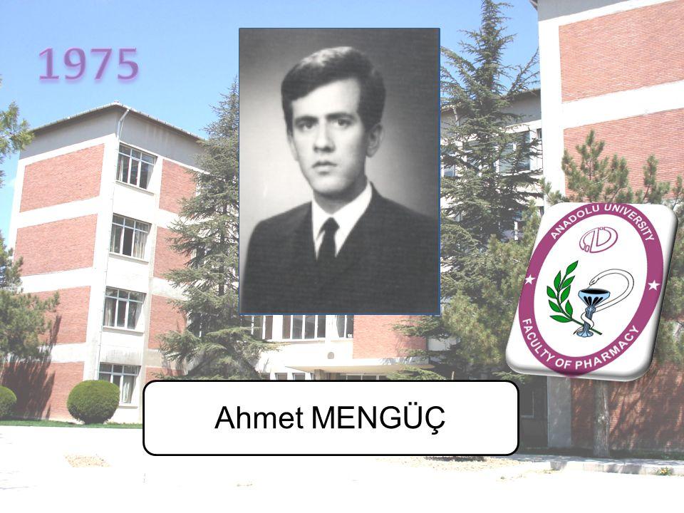 Ahmet MENGÜÇ
