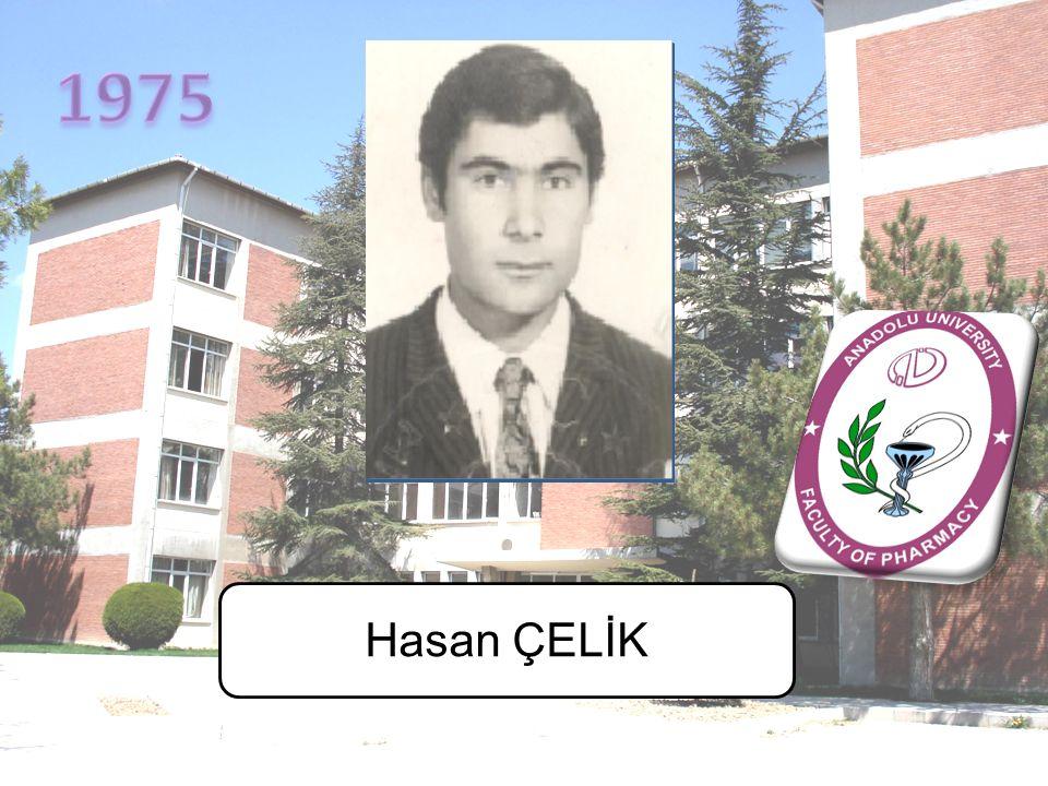 Hasan ÇELİK