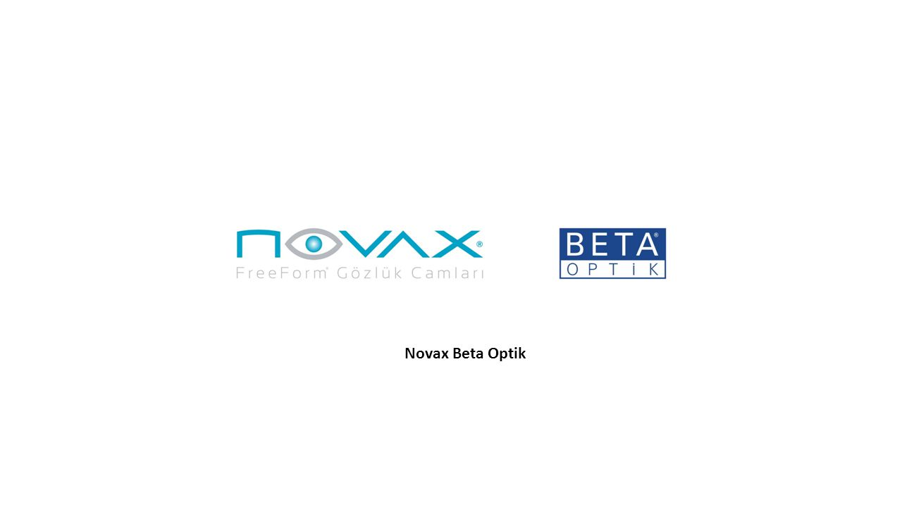 Novax Beta Optik