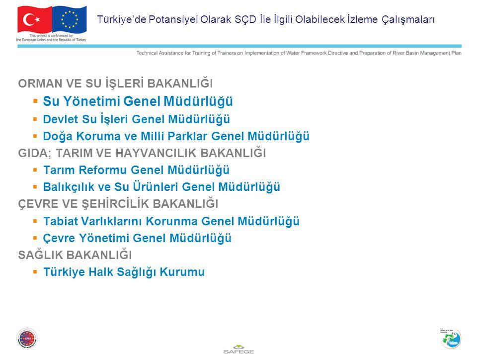 Türkiye'deki Operasyonel Ağlar