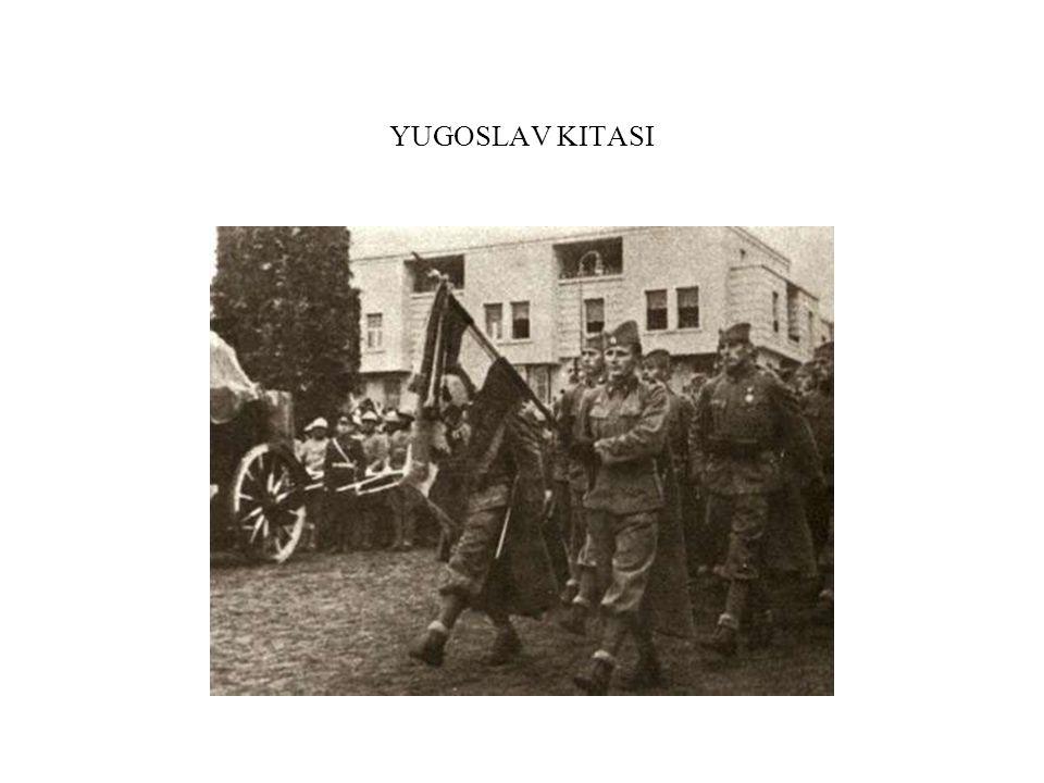 YUGOSLAV KITASI