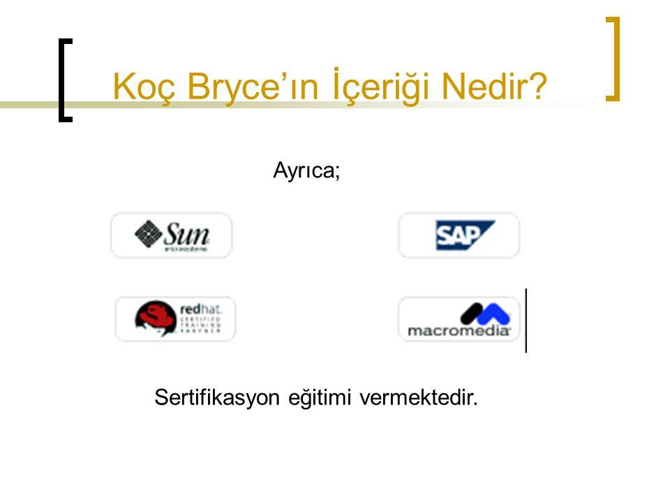 Koç Bryce UE Uygulama Örnekleri http://www.kocbryce.com/page.asp?id=14 http://www.yenibirakademi.com/default.aspx ?c=48 http://www.yenibirakademi.com/default.aspx ?c=48 http://www.yenibirakademi.com/learnlinc/