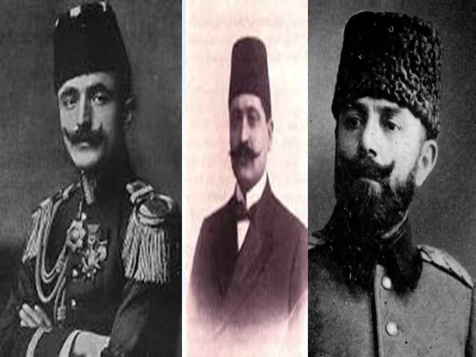 * Karakol Cemiyeti * Müdafaa-i Hukuk Cemiyetleri * 15 Mayıs 1919-Yunanlılar'ın İzmir'in işgali * Anadolu'da milli mücadele