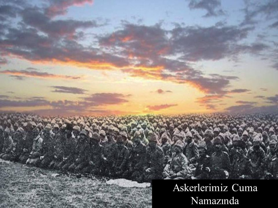 osmangunalp@yahoo.com 15.03.2005 Askerlerimiz Cuma Namazında