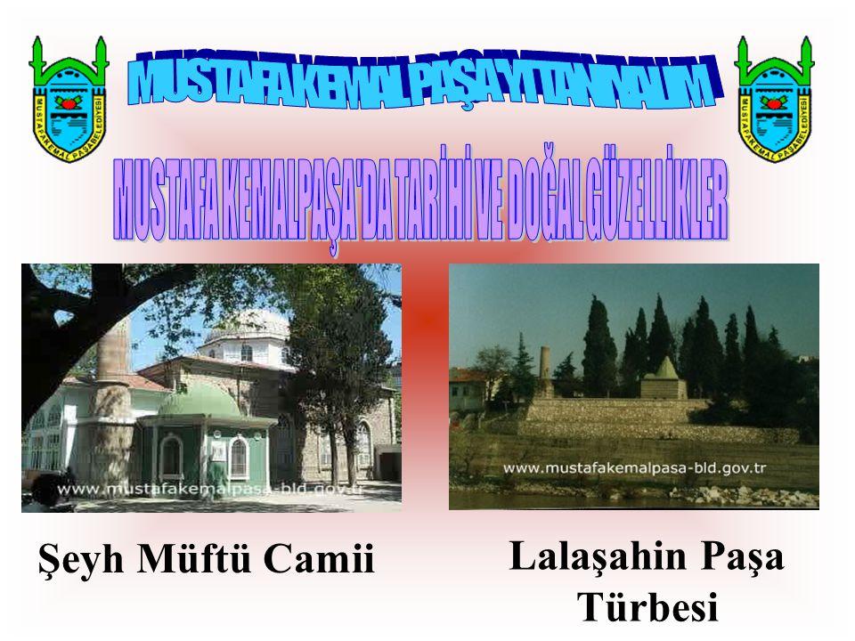 Şeyh Müftü Camii Lalaşahin Paşa Türbesi