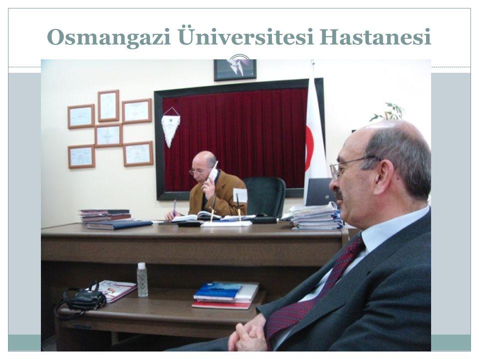 Osmangazi Üniversitesi Hastanesi
