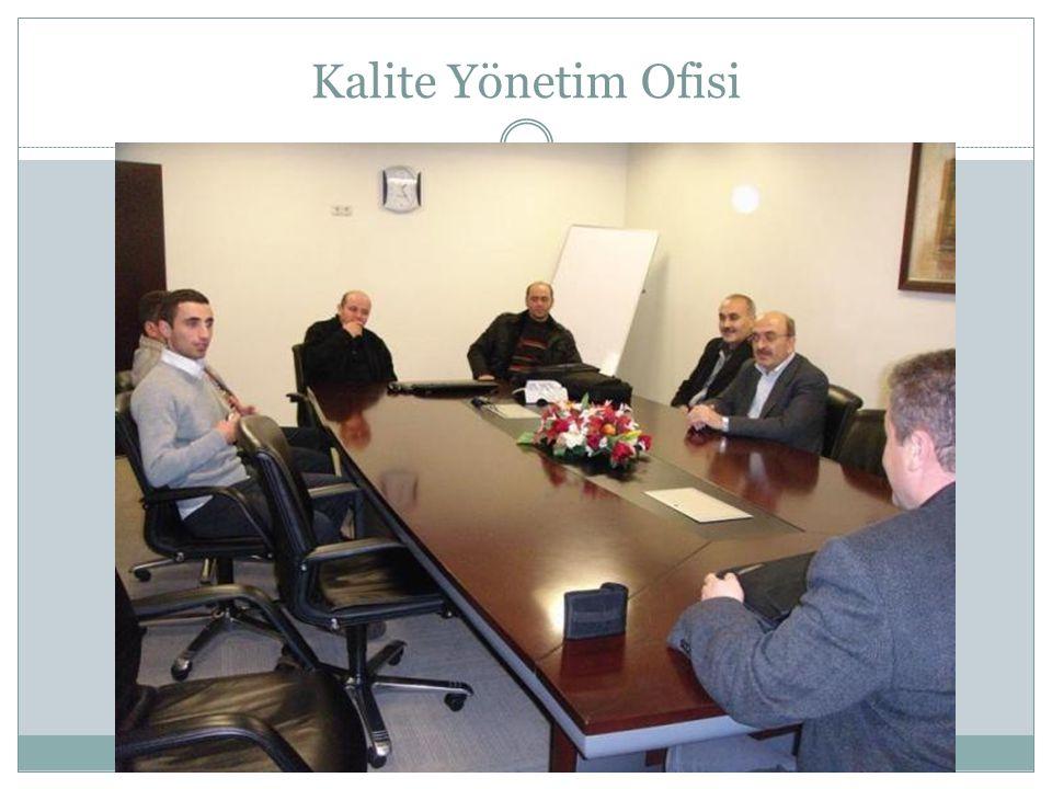 Kalite Yönetim Ofisi