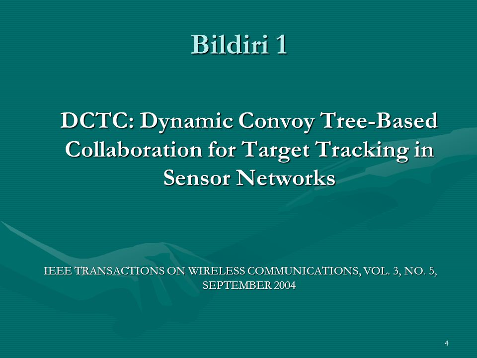 5 Dynamic Convoy Tree-Based Collaboration Tree expansion and pruningTree expansion and pruning –Conservative Scheme –Prediction Based Scheme Tree reconfigurationTree reconfiguration –Sequential Reconfiguration –Localized Reconfiguration