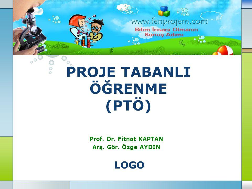 Company Logo www.themegallery.com İÇERİK Fen Eğitiminde PTÖ'ye Örnekler Bilim Şenlikleri Proje Nedir.