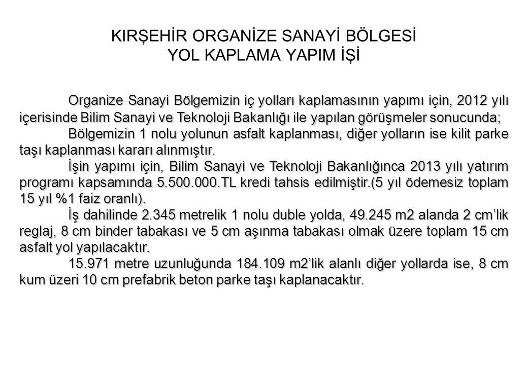 İşin ihalesi 04.07.2013 tarihinde Bilim Sanayi ve Teknoloji Bakanlığı'nda yapılmış ve 9.360.000.TL keşif bedelli işi %41,80 indirim vererek 5.447.520.TL bedelle, Ankara İnşaat Ltd.Ştİ.