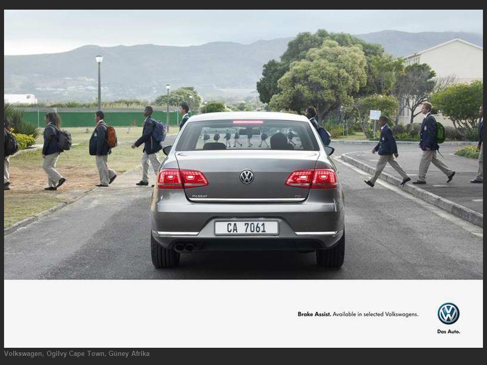 Volkswagen, Ogilvy Cape Town, Güney Afrika