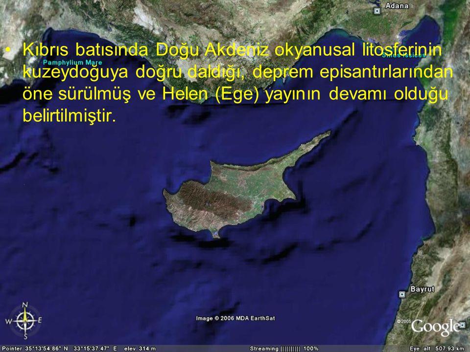 NEOTEKTONİK Doç.Dr.Yaşar EREN 6.1.3.2.