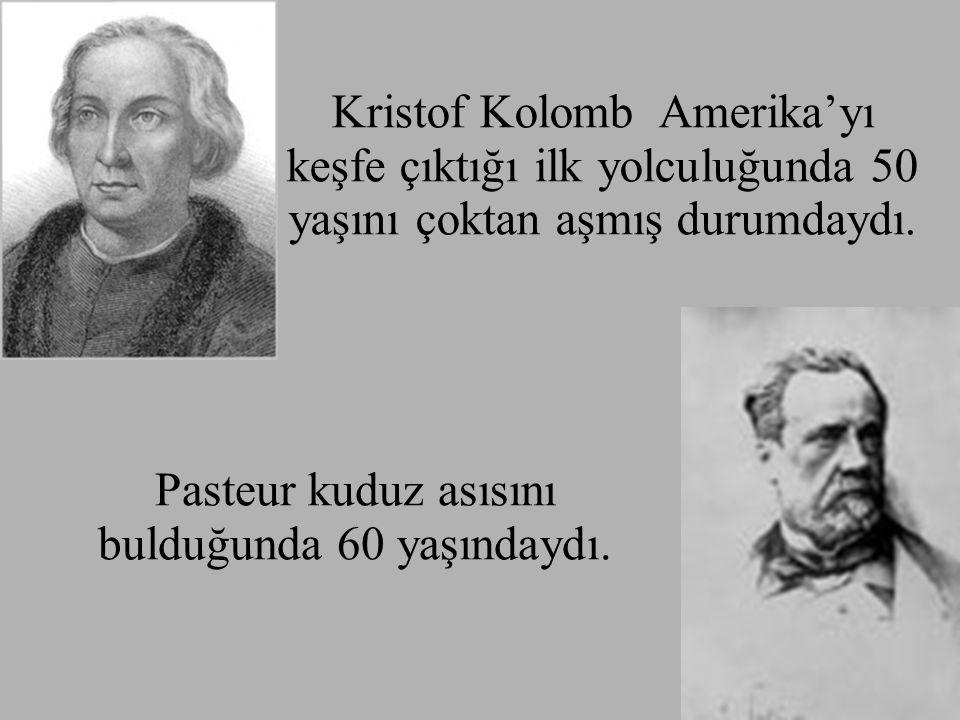 Mimar Sinan, Süleymaniye camisini bitirdiğinde 70 yaşını geçmişti.