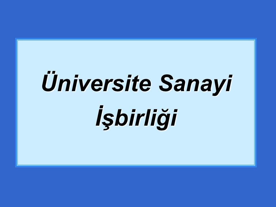 Üniversite Sanayi İşbirliği