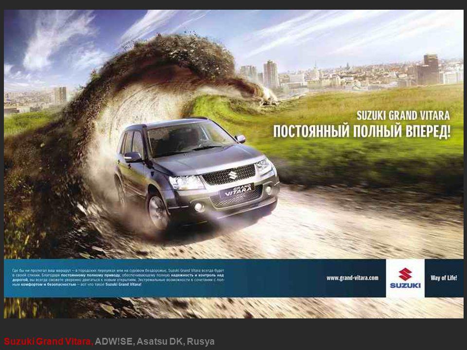 Suzuki Grand Vitara, ADW!SE, Asatsu DK, Rusya