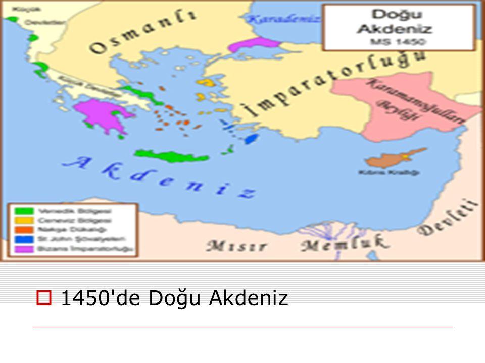  Fatih Sultan Mehmed Osmanlı donanmasının kuşatma sırasında yeterince kullanılamadığını ve bu yüzden kuşatmanın uzadığını düşünüyordu. İstanbul'un Ha