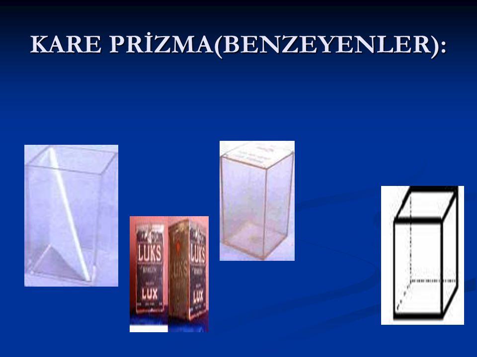 KARE PRİZMA(BENZEYENLER):