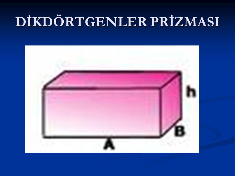 DİKDÖRTGENLER PRİZMASI