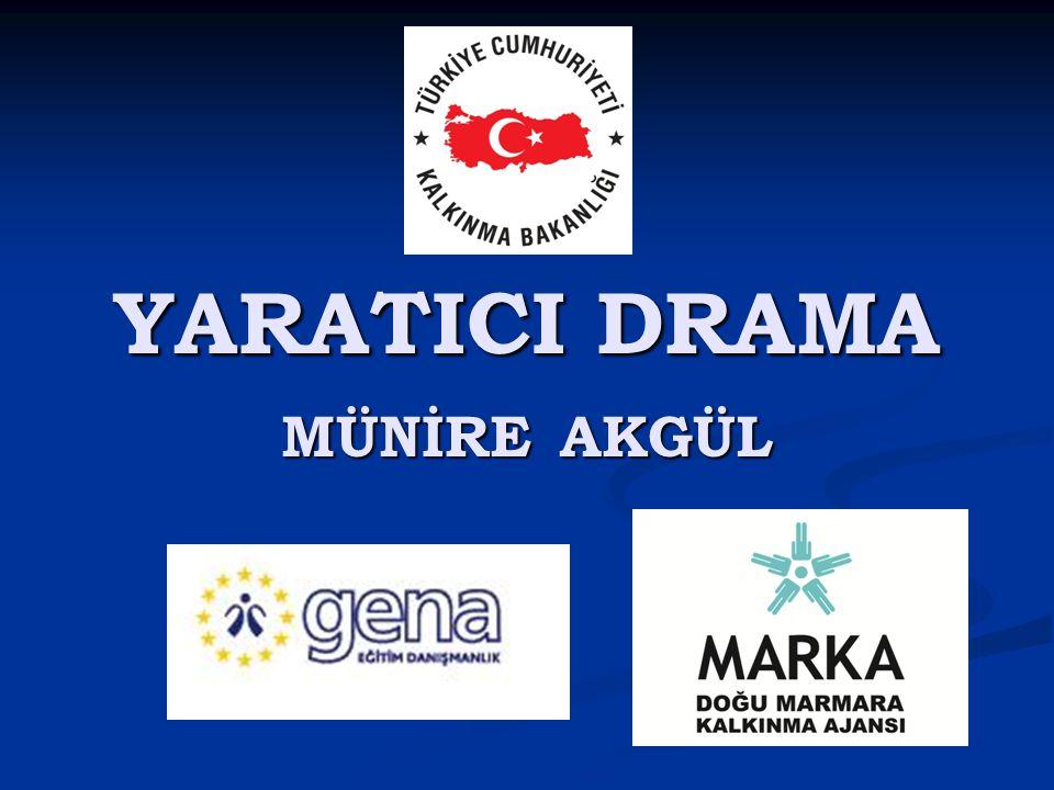 TÜRKİYE'DEKİ DRAMANIN GELİŞİMİNDE ÖNEMLİ OLAYLAR Uluslararası Eğitimde Dramatizasyon Semineri (1985).