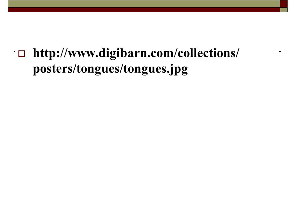  http://www.digibarn.com/collections/ posters/tongues/tongues.jpg