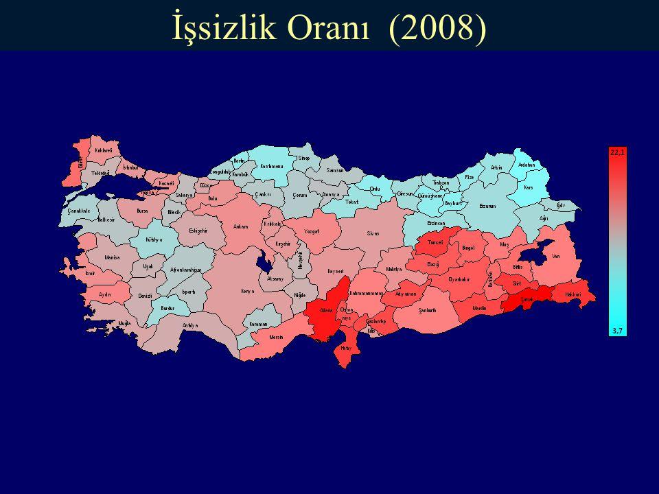 Türkiye'de işsizlik yeni bir platoya mı yükseliyor?