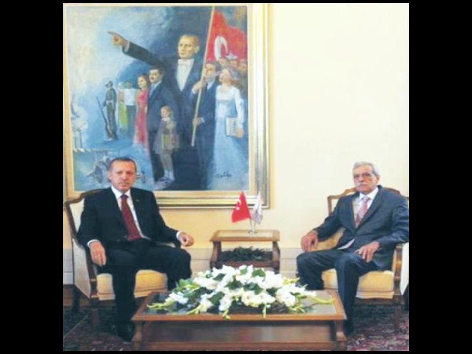 Seçim Dönemlerinde DTP (PKK) ile ASLA Görüşmem Diyordun. NE DEĞİŞTİ...???