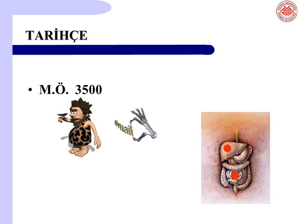 M.Ö. 3500 TARİHÇE
