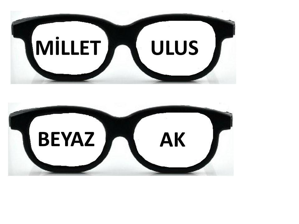 MİLLETULUS BEYAZ AK
