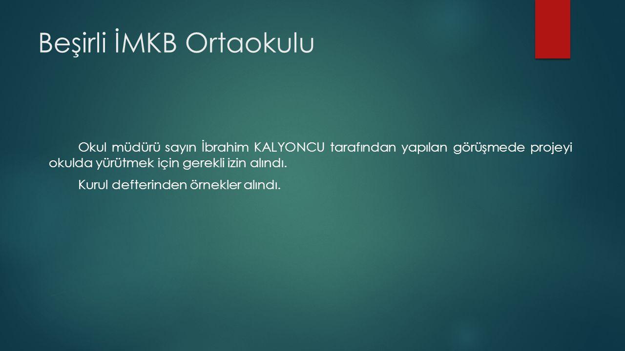 Okulun rehberlik servisi Okulun rehberlik servisinde bulunan 3 rehber öğretmen ile Bilişim Teknolojileri Öğretmeni sayın Murat TERZİ eşliğinde görüşme yapıldı.