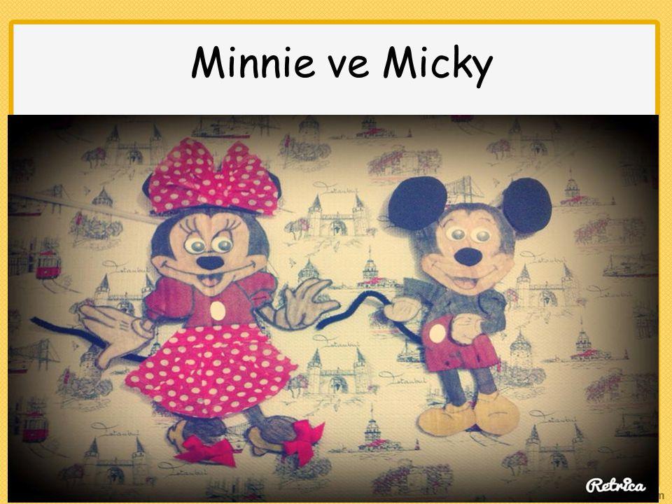 Minnie ve Micky