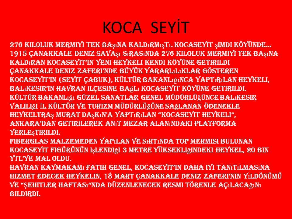 Çanakkale Sava şı, I.