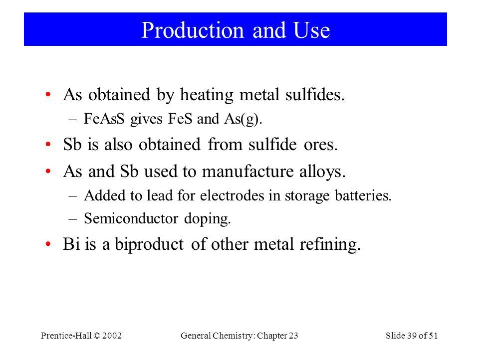 General Chemistry: Chapter 2340 Grup 15: Azot Grubu Grup 15 elementlerinin ve özellikle azot ve fosforun çok önemli ve zengin kimyaları vardır.
