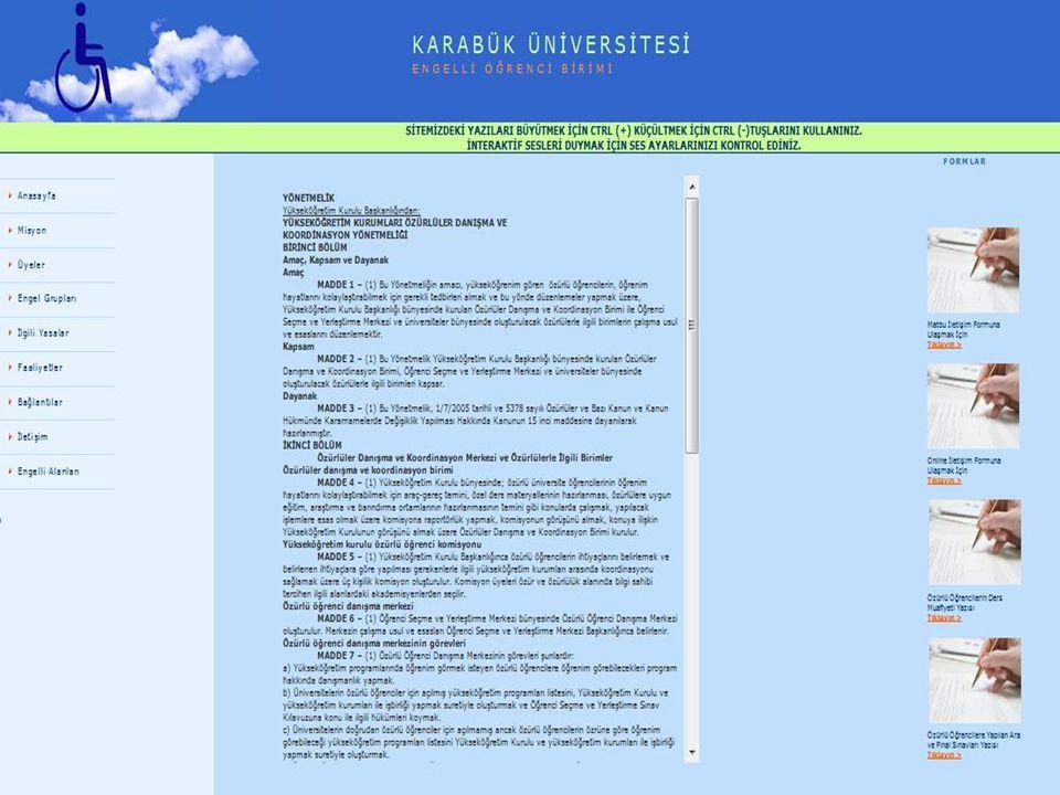 Ekran büyütme programı Zoomtext programı az görenlerin bilgisayarı gözlerini yormadan ve başkalarından yardım almadan rahatlıkla kullanabilmelerine imkan sağlayan son derece gelişmiş özelliklere sahip bir ekran büyütme yazılımıdır.