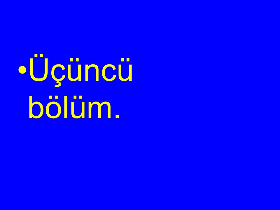 M.E.BAKANI SAFFET ARIKAN ÇİFTELER KÖY ÖĞRETMEN OKULU'NDA