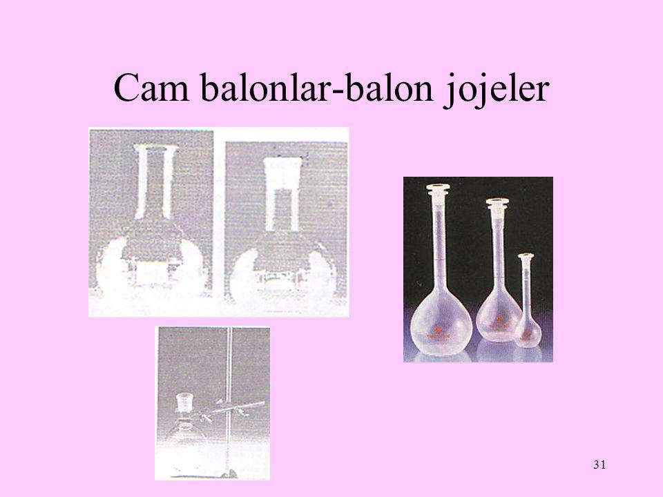 31 Cam balonlar-balon jojeler