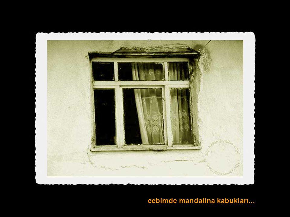 dışarıda eski bir sokak, ucunda sevdalı Ankara kıyısı nisan yağmurları