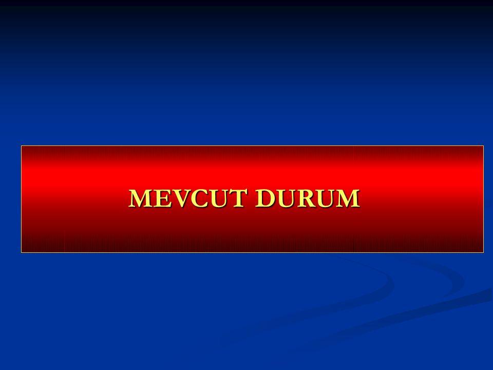 Dr.AGocen MEVCUT DURUM