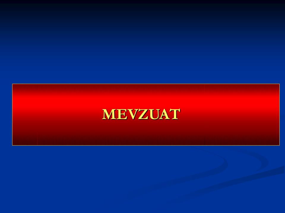 MEVZUAT (III.