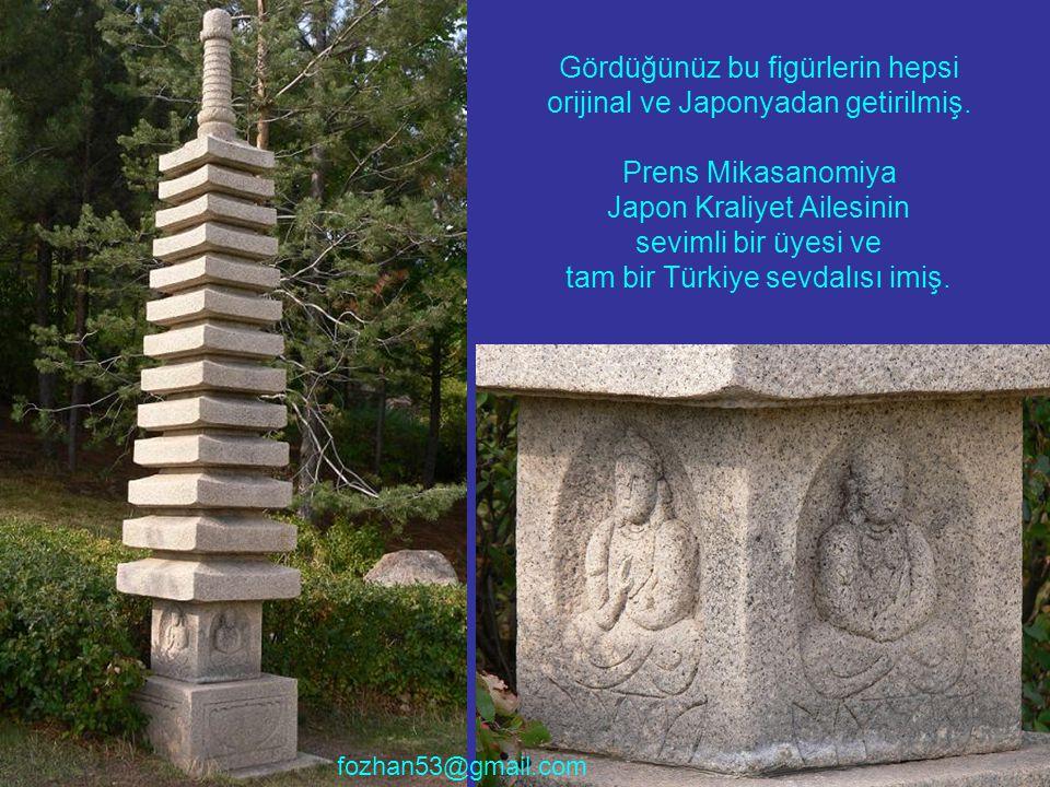 Gördüğünüz bu figürlerin hepsi orijinal ve Japonyadan getirilmiş. Prens Mikasanomiya Japon Kraliyet Ailesinin sevimli bir üyesi ve tam bir Türkiye sev