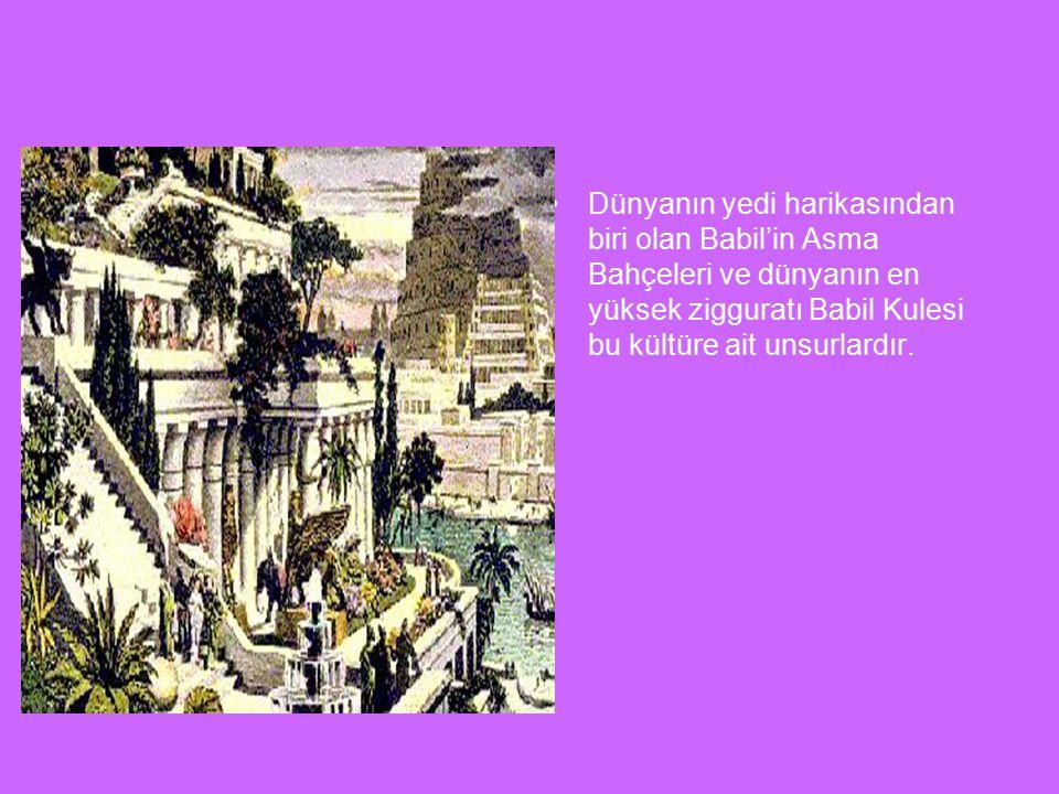 Babil tarihi Birinci Babil Devleti ve İkinci Babil Devleti olmak üzere ikiye ayrılır. Birinci Babil Devleti MÖ. 1806'da Hititler tarafından yıkılmıştı