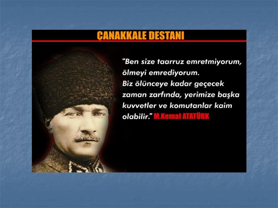 Mehmetçik düşerken bir toprağa Buradan geçiş yok diyordu tüm cihana Yakışmazdı esaret yüce Türk halkına Yakışanı yapıyordu o eşsiz ecdadına.